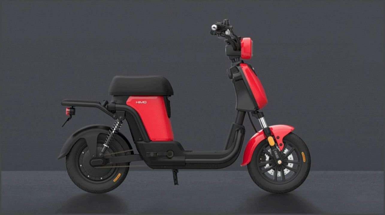 Xiaomi Mi HIMO T1: an Electric bike with up to 120 km
