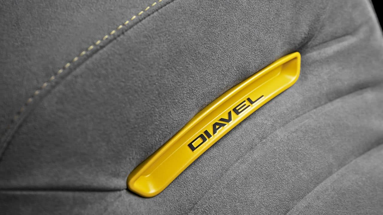 2019 Ducati Diavel 1260 5