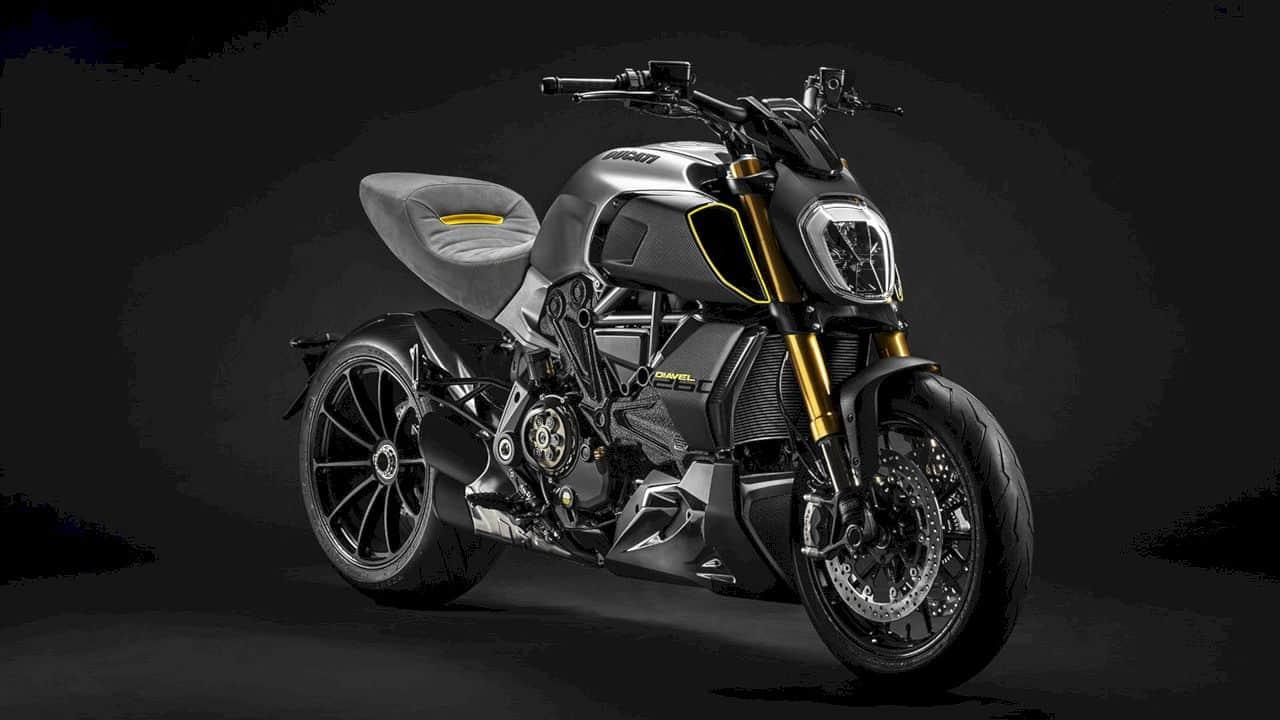 2019 Ducati Diavel 1260 9