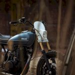 Deus SR500 Milano Street Tracker: one of the nicest tracker in the custom market