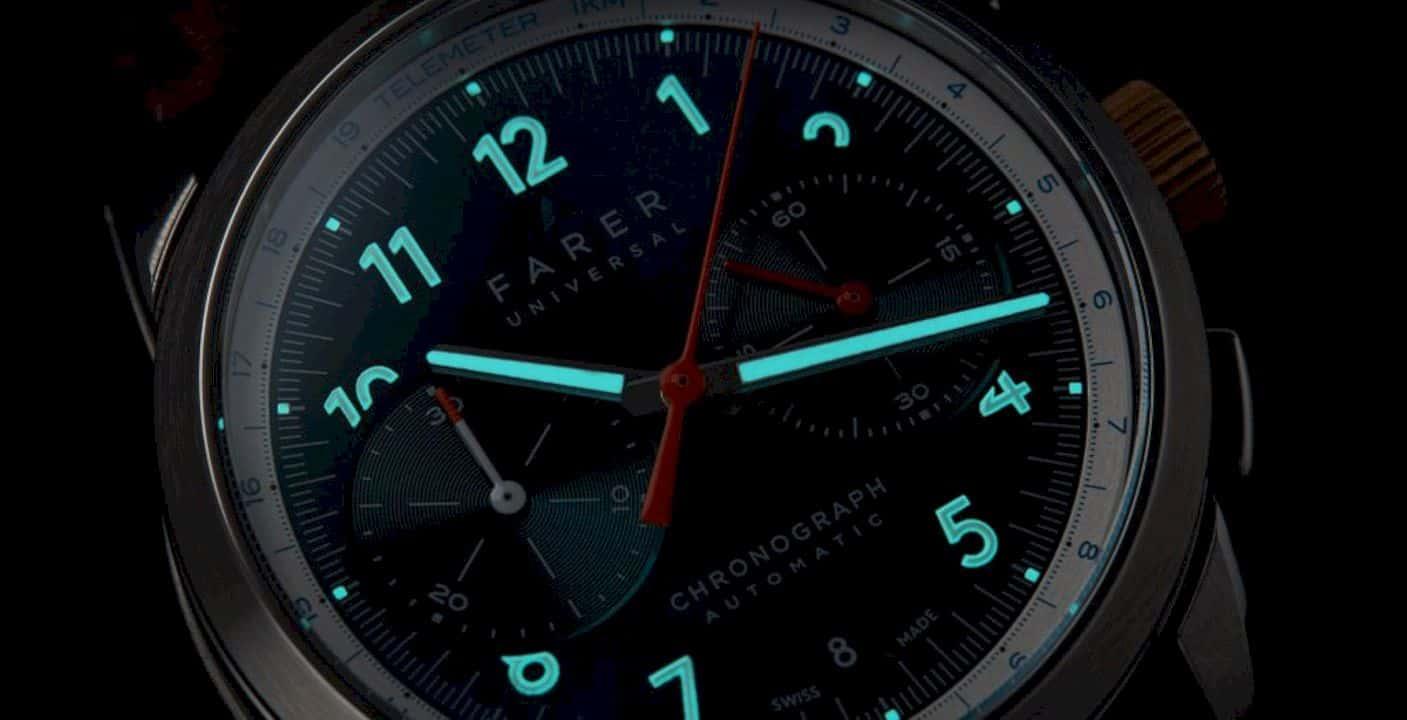 Farer Lander Chronograph 2