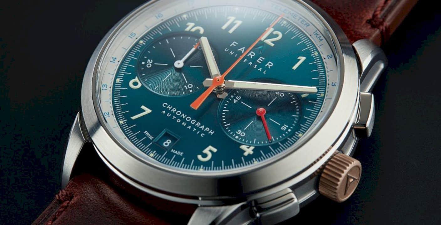 Farer Lander Chronograph 4