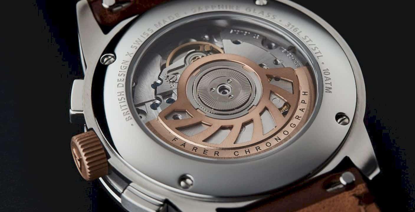 Farer Lander Chronograph 5