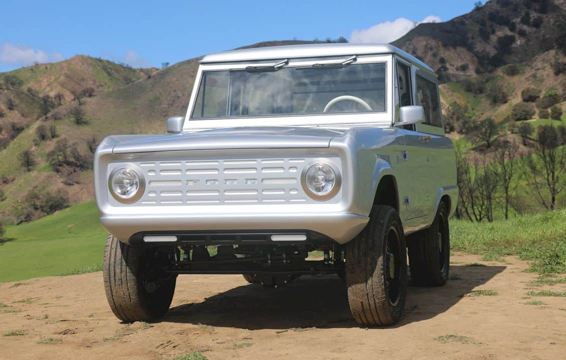 Ford Bronco Classic By Zero Labs 8
