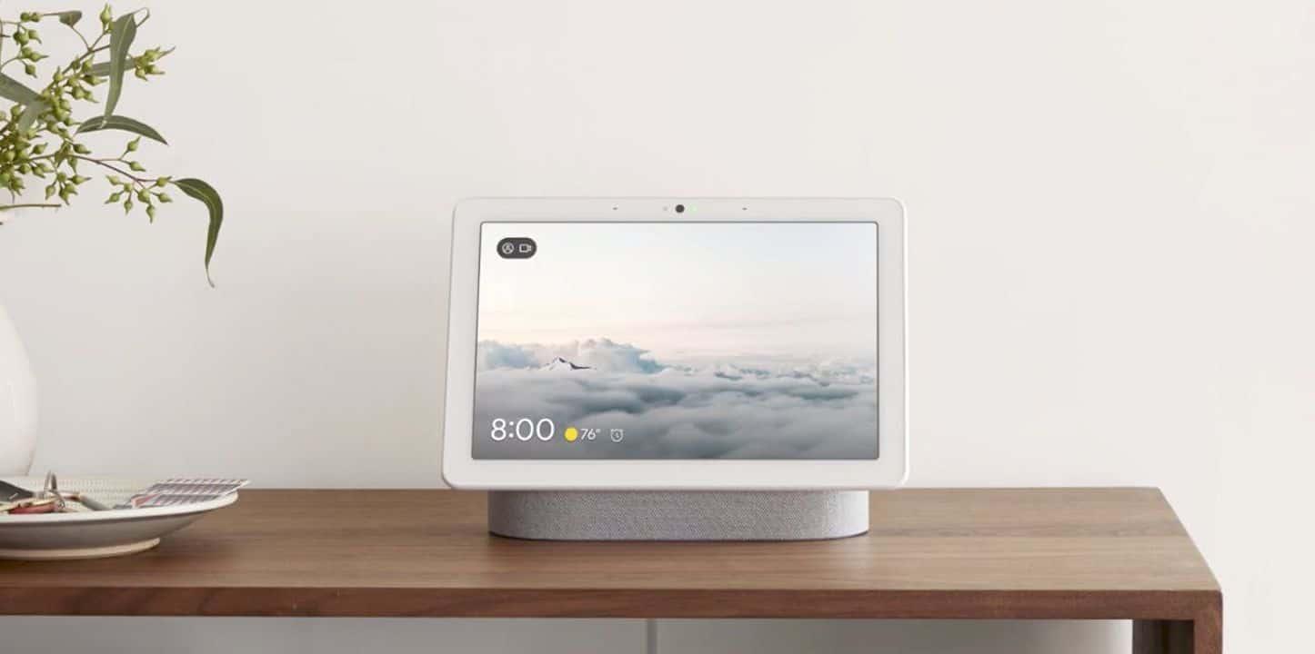 Google Nest Hub Max 5