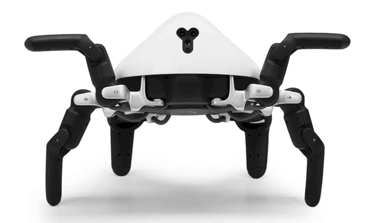 HEXA Robot: a Six-legged, Agile, Highly Adaptable Robot