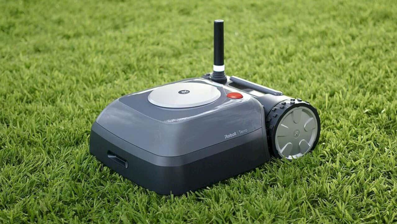 Irobot Terra Robot Mower 3