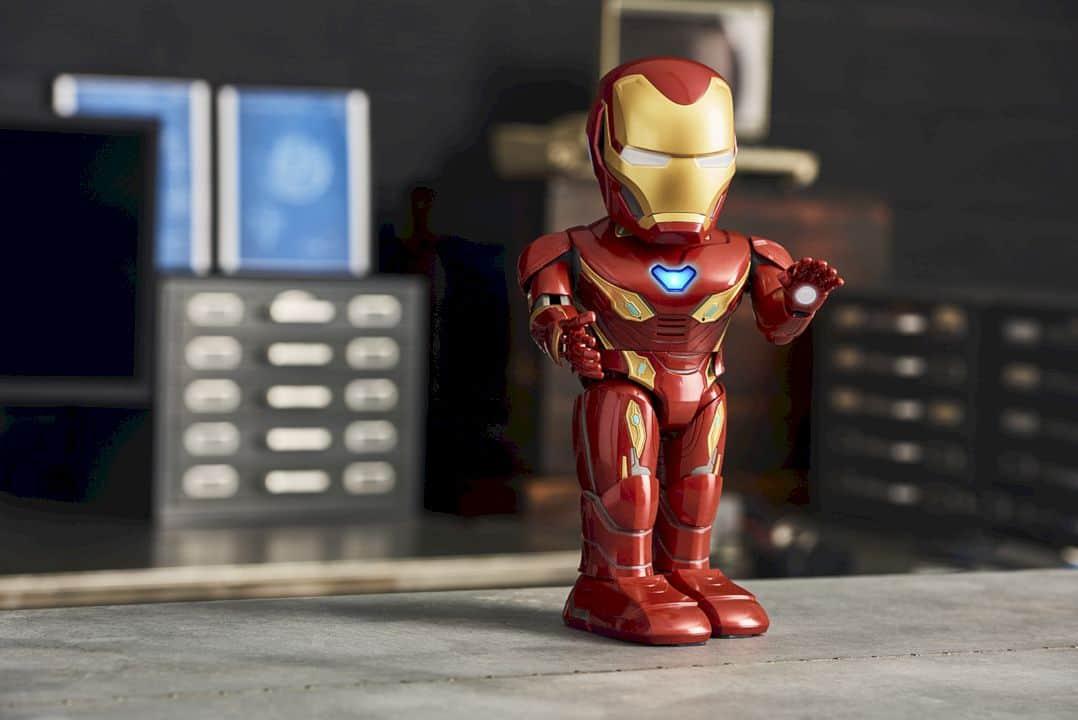 Iron Man Mk 50 Robot By Ubtech 8