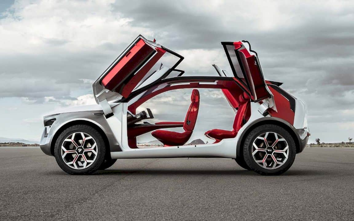 KIA HabaNiro Concept: Packed with Flavor