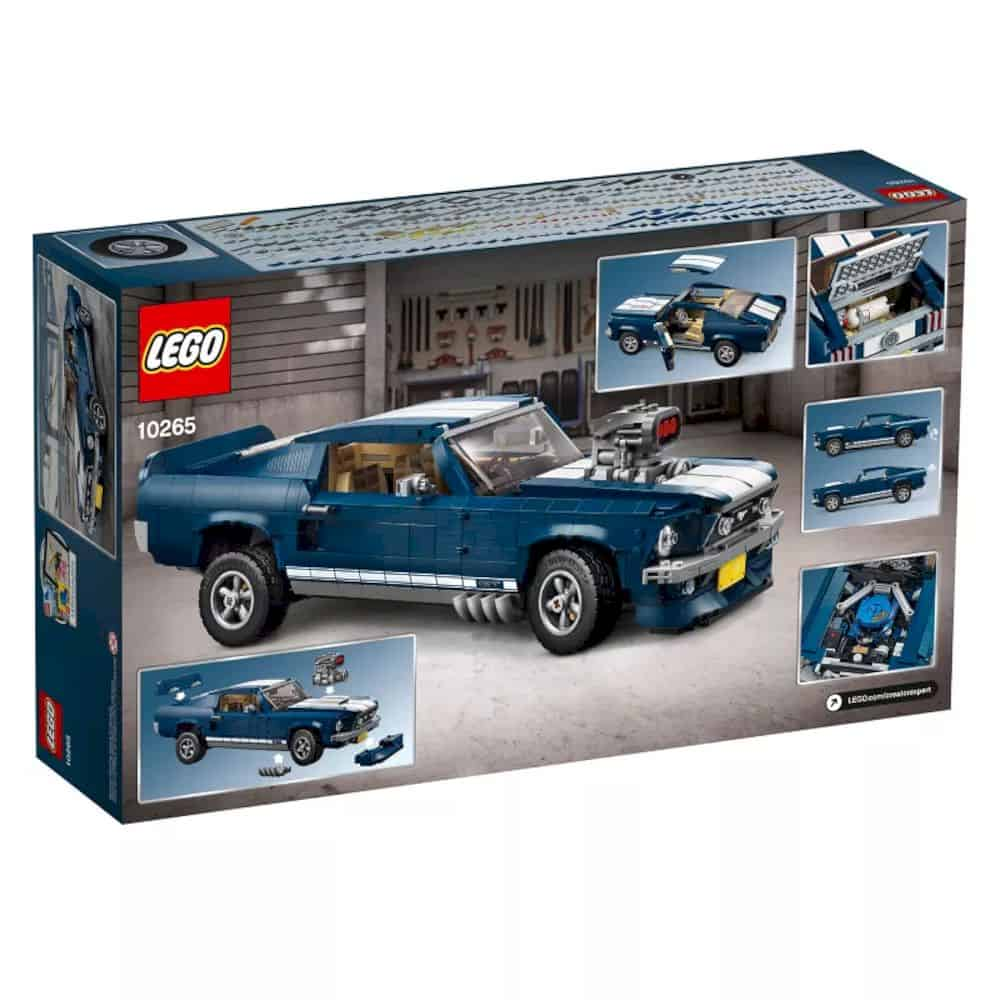 Lego Creator Ford Mustang 10
