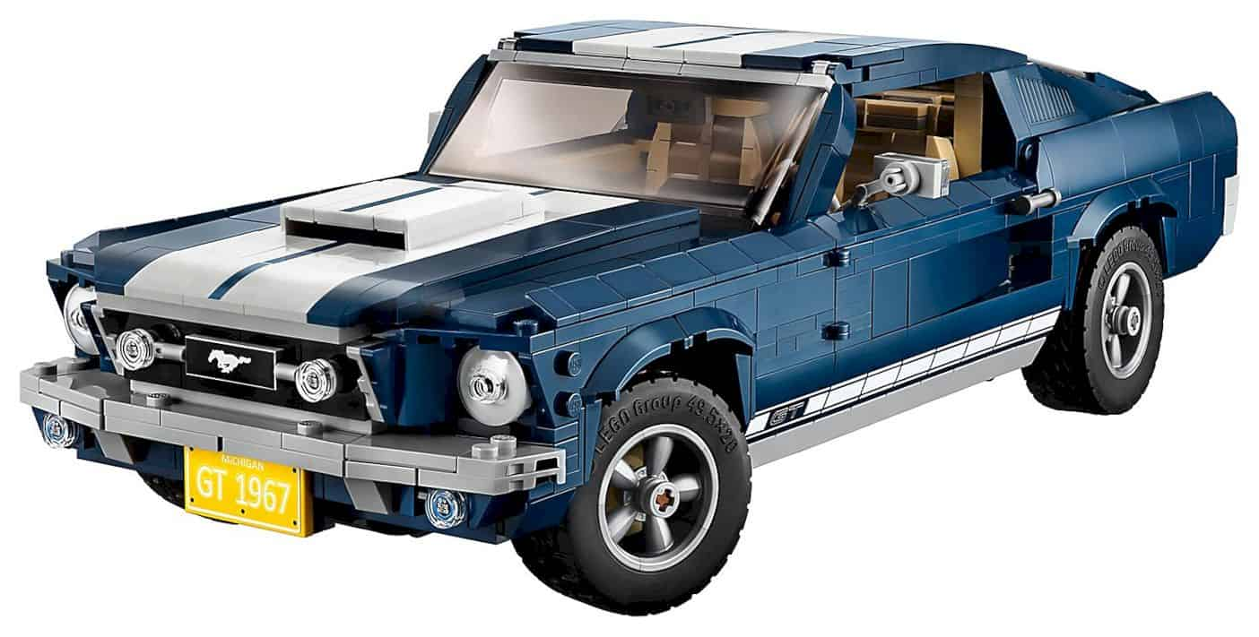Lego Creator Ford Mustang 15