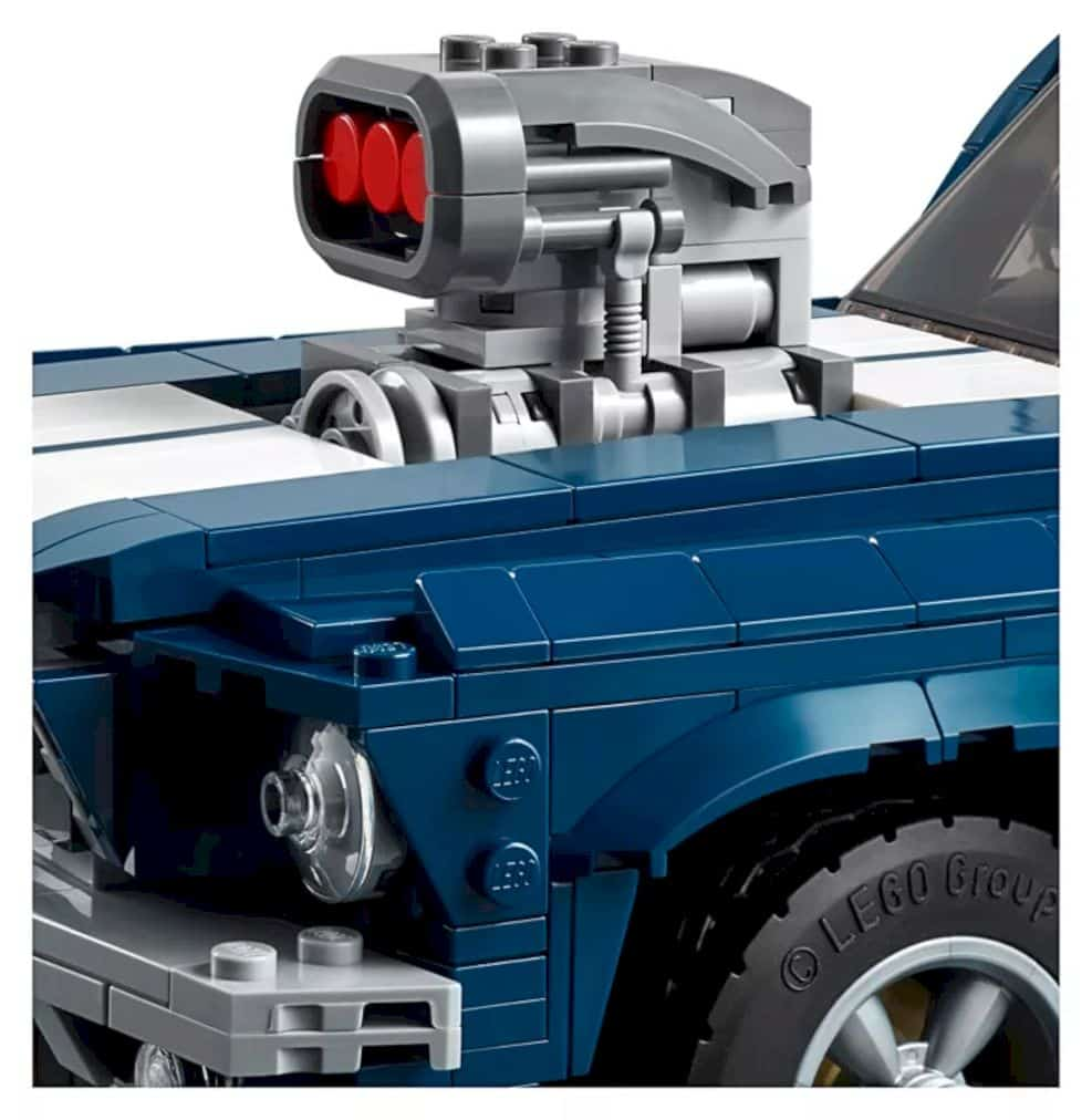 Lego Creator Ford Mustang 2
