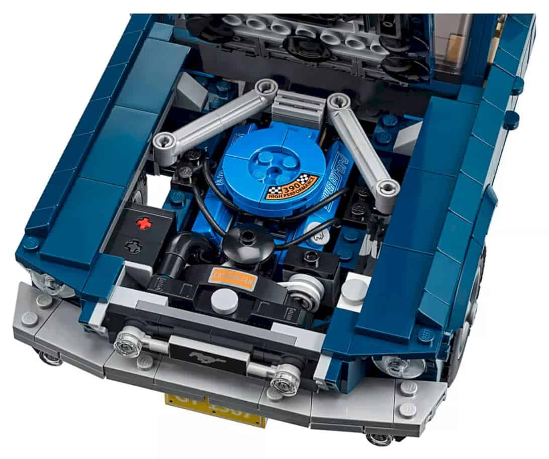 Lego Creator Ford Mustang 5
