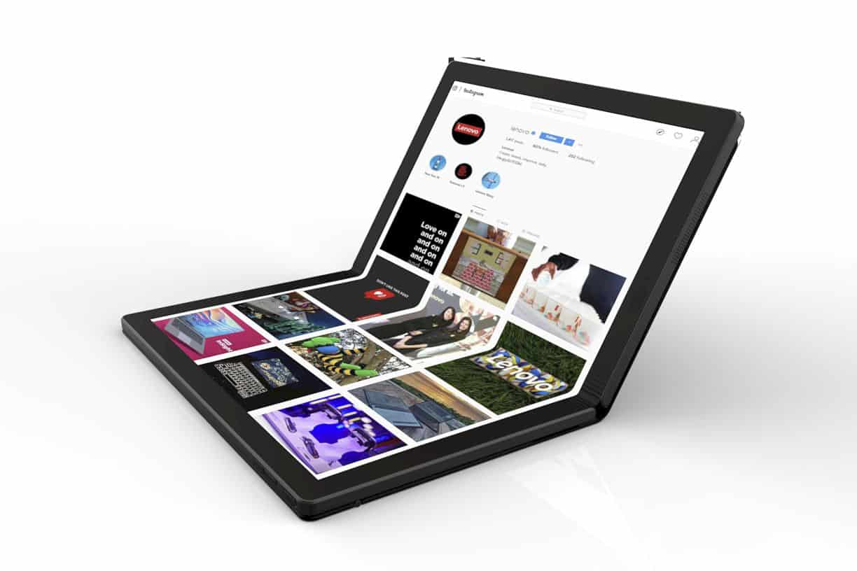 Lenovo ThinkPad X1: The World's First Foldable PC