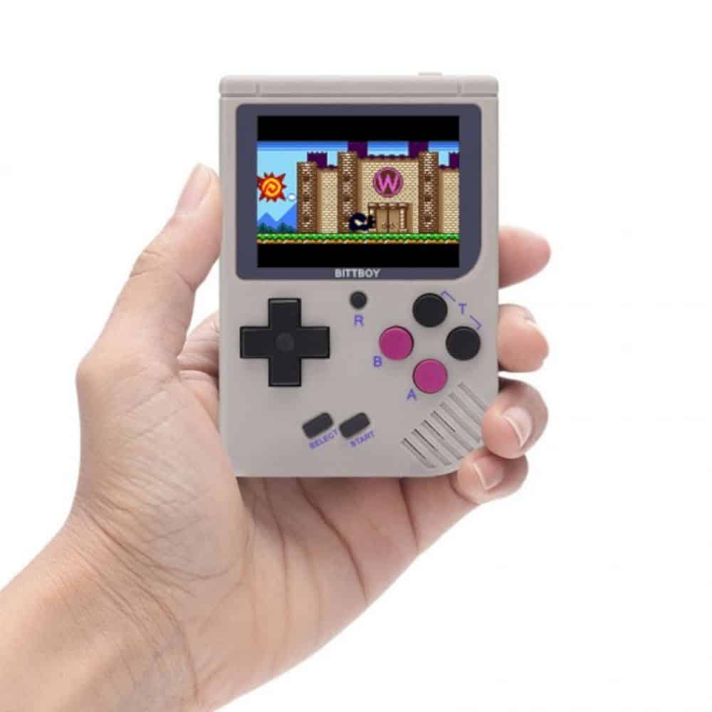 New BittBoy: The Mini Retro Console for The Retro-Loving Gamers