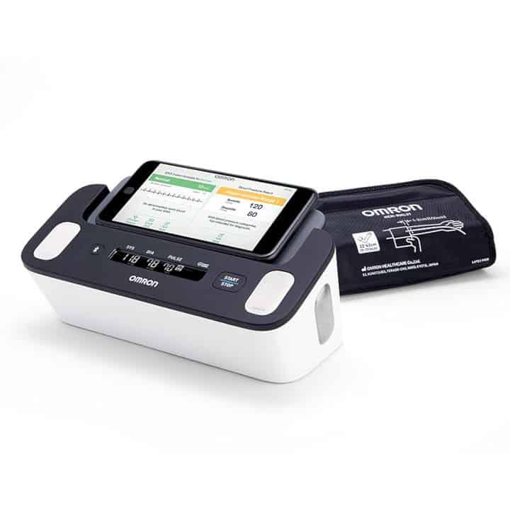 Omron Complete Wireless Upper Arm Blood Pressure Monitor Ekg 5