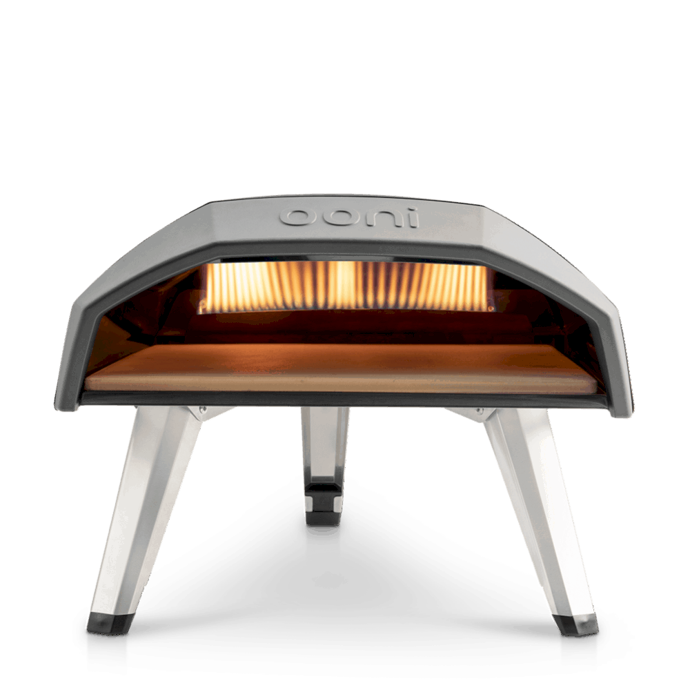 Ooni Koda Gas-Powered Outdoor Pizza Oven: Your time is precious, so make it count.