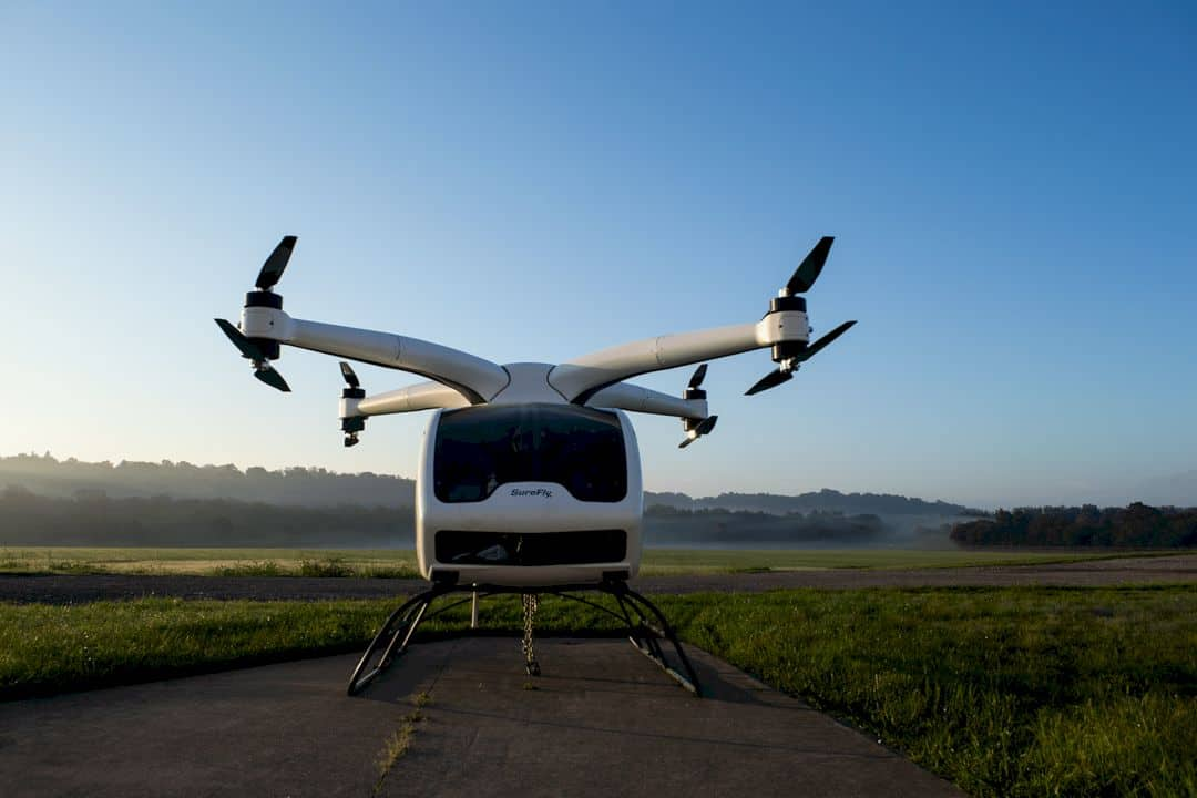 SureFly: Personal Helicopter/eVTOL Aircraft Designed for Safe and Easy Flight