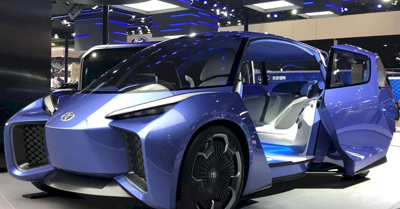 Toyota Rhombus 1