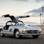 1955 Mercedes Benz 300 Sl Gullwing 10