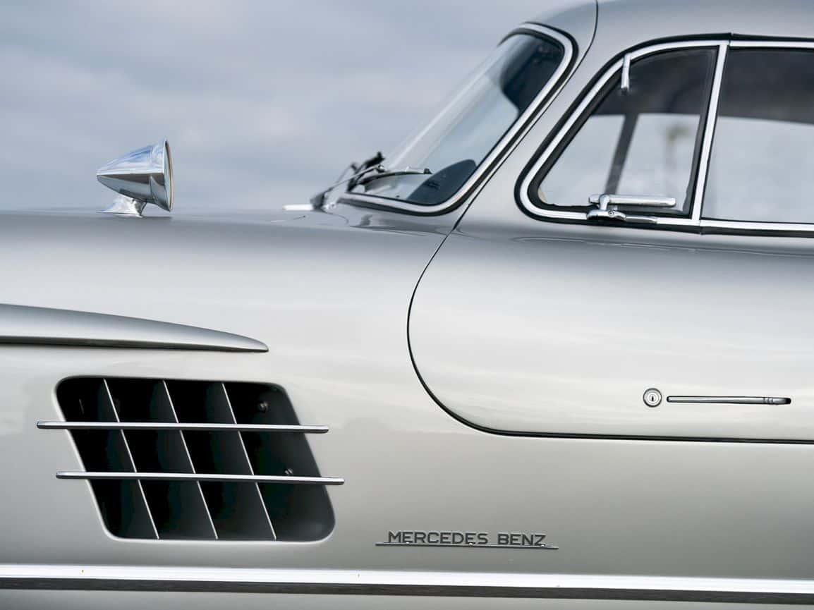 1955 Mercedes Benz 300 Sl Gullwing 3