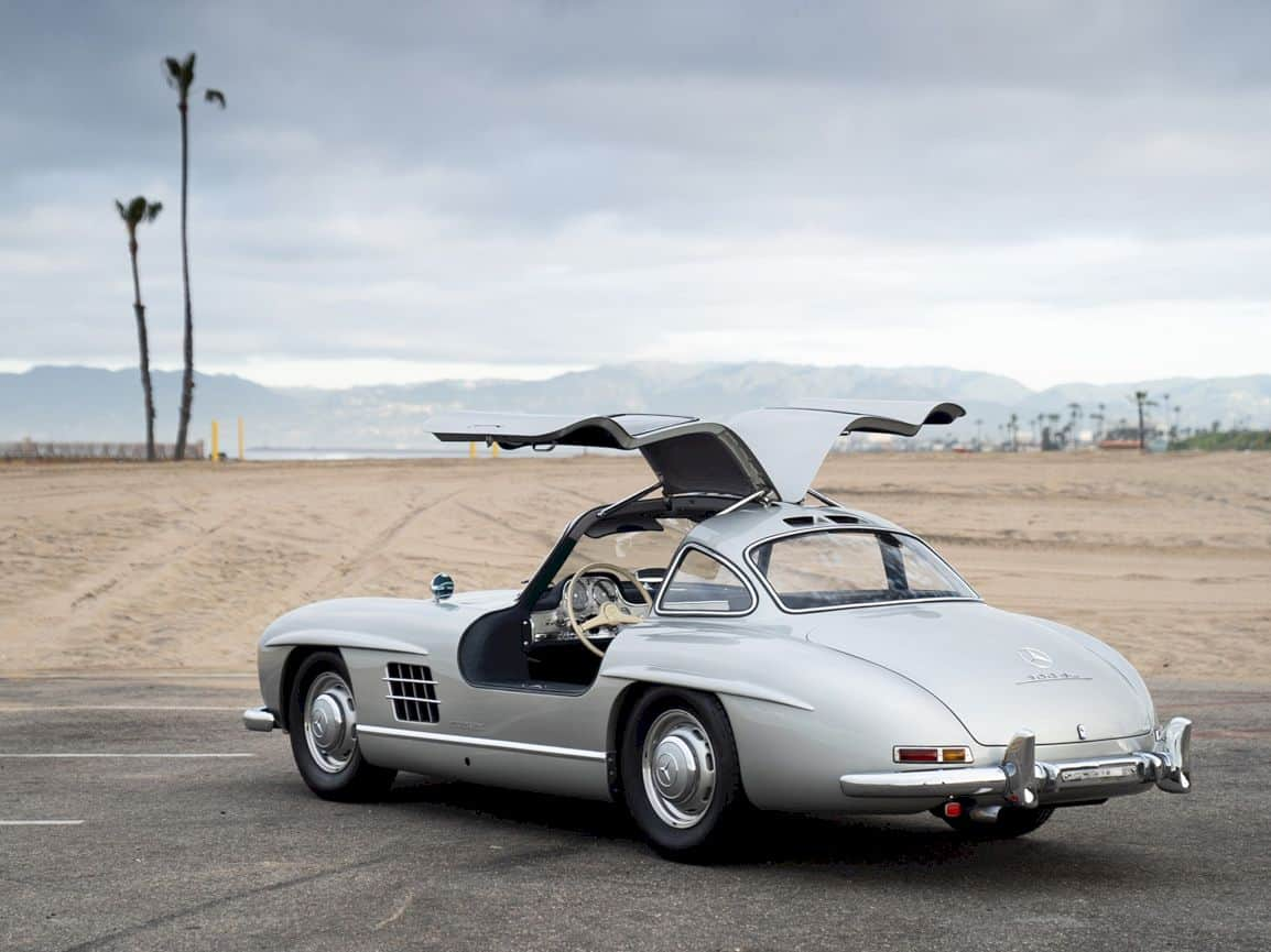 1955 Mercedes Benz 300 Sl Gullwing 6