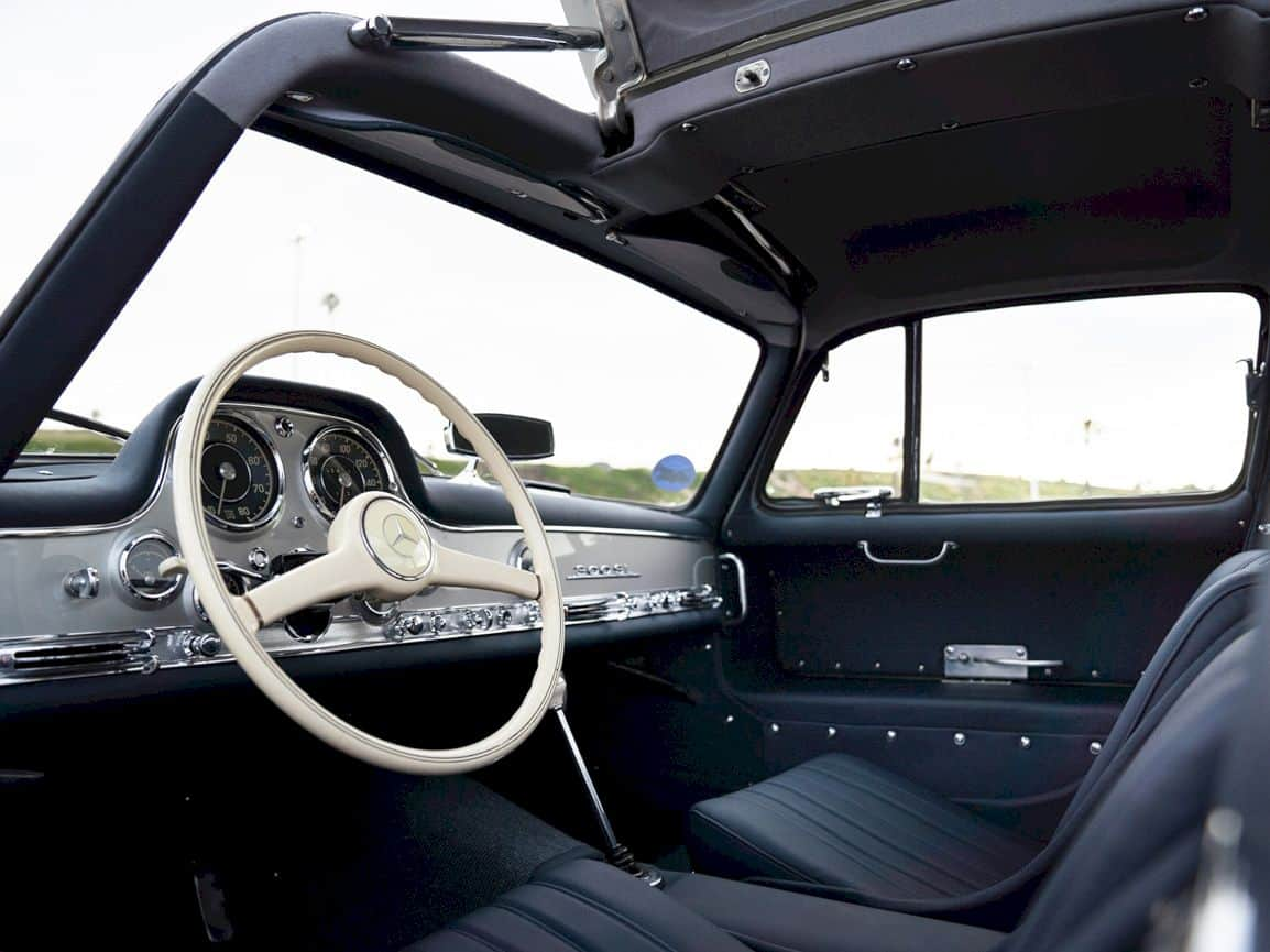 1955 Mercedes Benz 300 Sl Gullwing 8