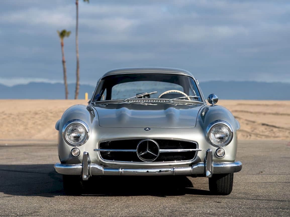 1955 Mercedes Benz 300 Sl Gullwing 9