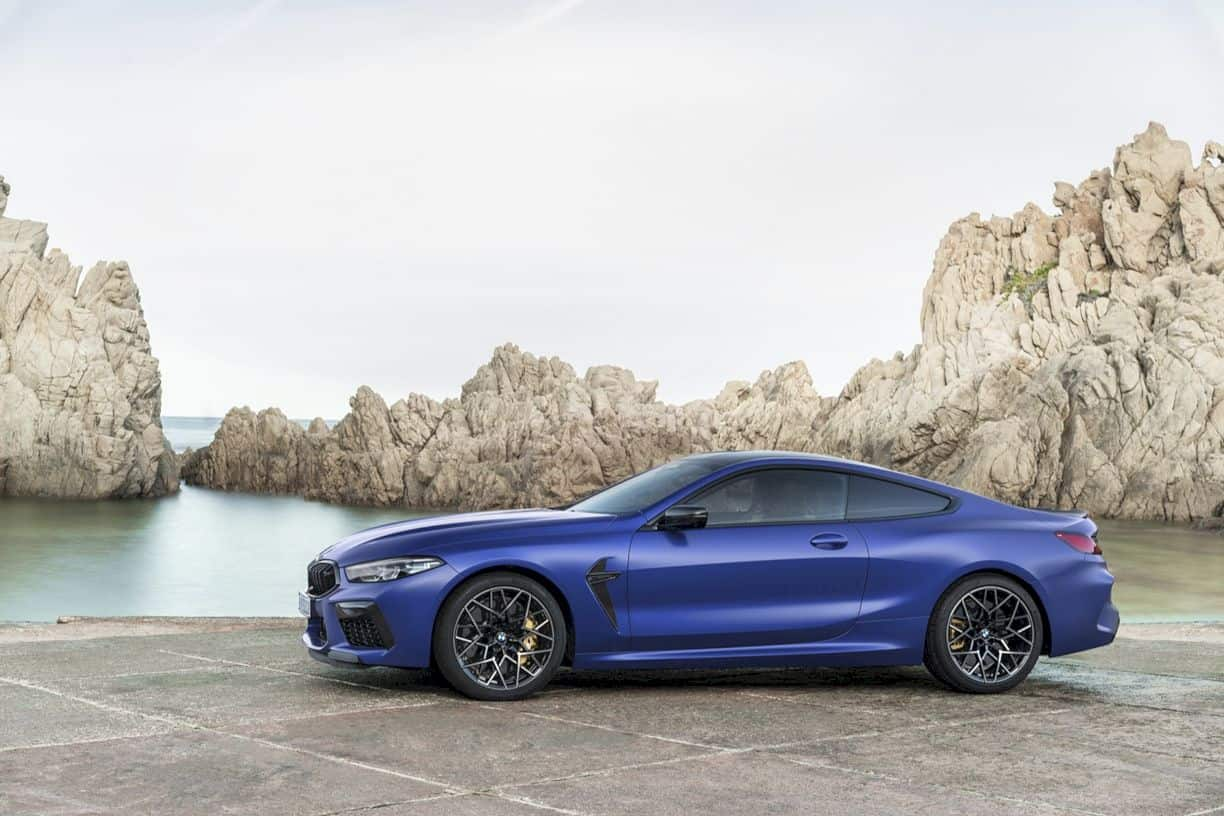 2020 BMW M8 Performance Coupe: The best of both worlds. Adrenaline-charged.