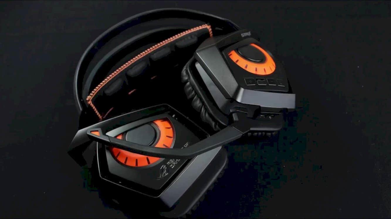 Asus Strix 7 1 Gaming Headset 3