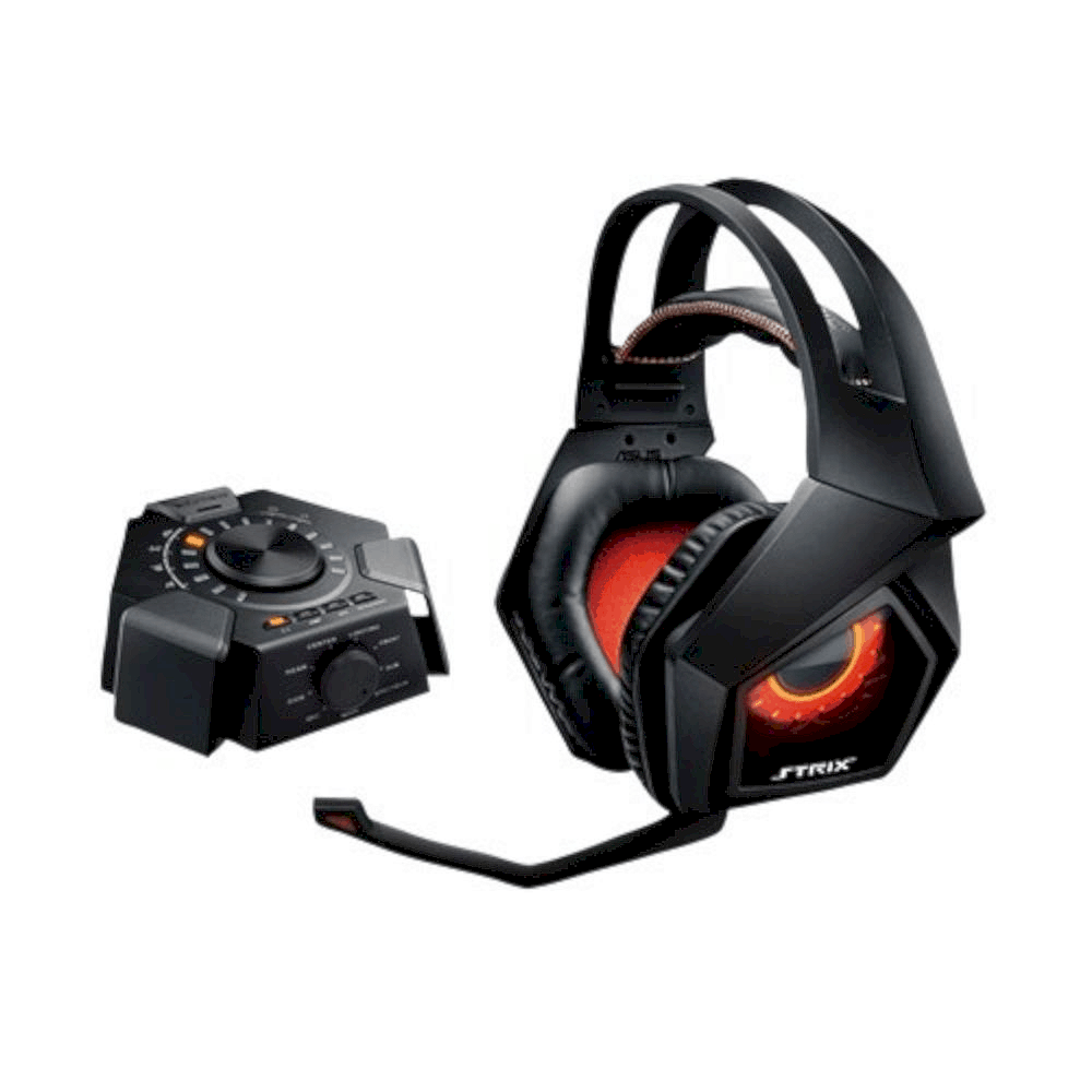 ASUS Strix 7.1 Gaming Headset: The Superior True 7.1 Surround Gaming Headset
