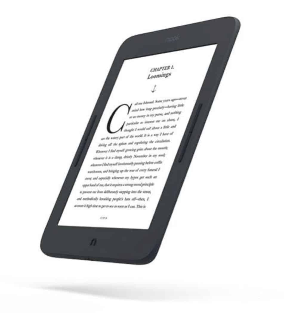 Barnes & Noble Nook Glowlight Plus 8