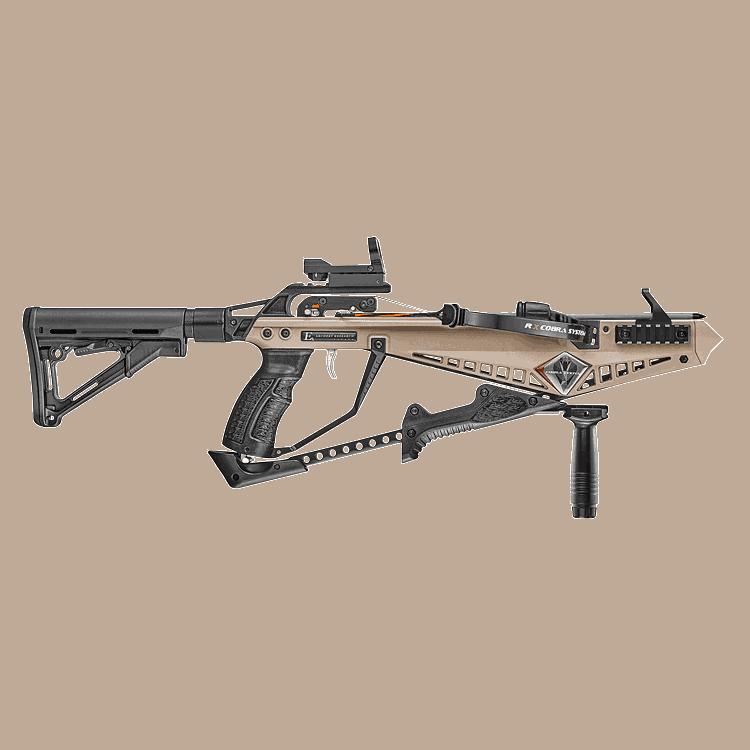 Cobra System Rx 4