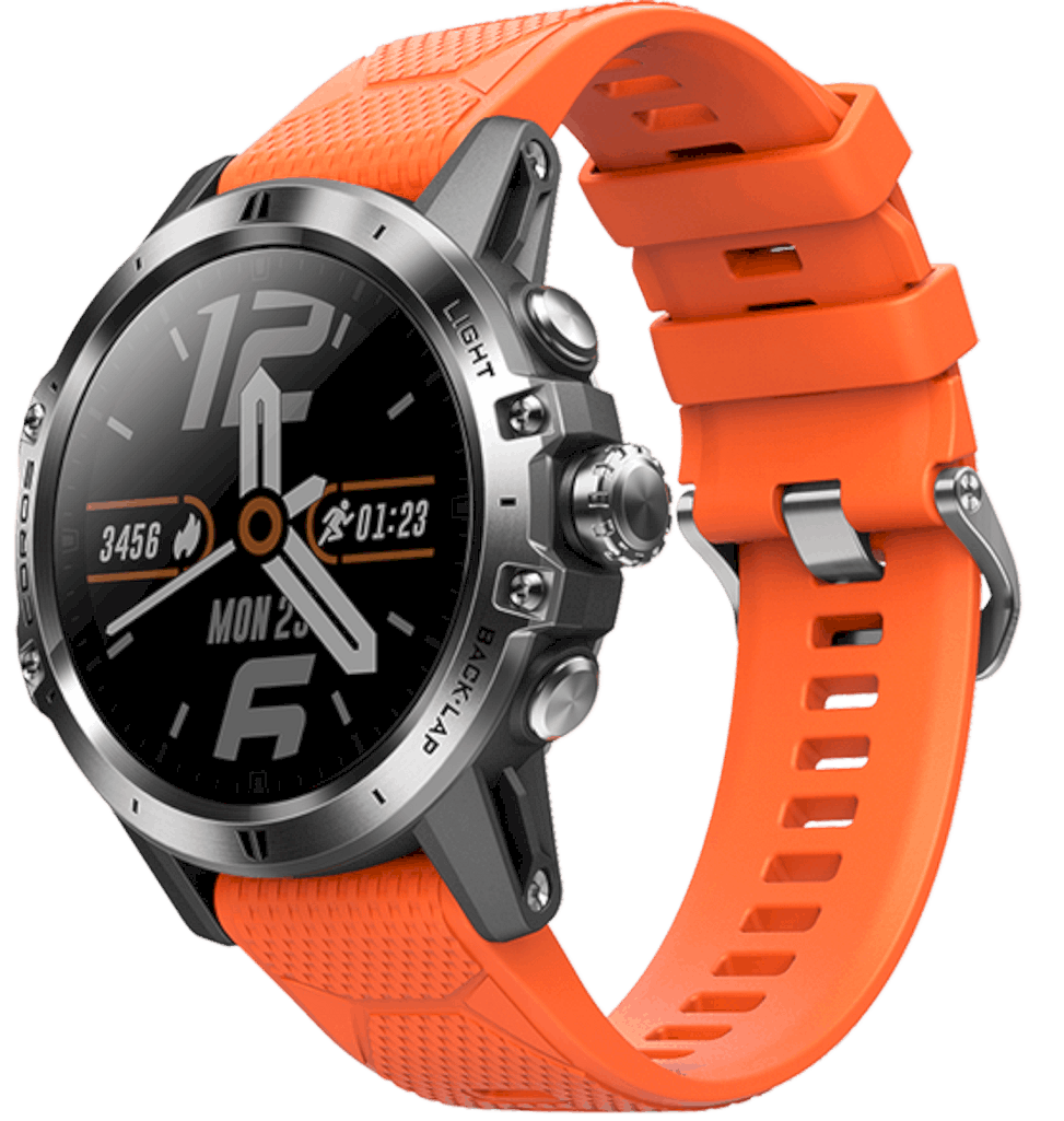 Coros Vertix: A Watch for Your Altitude and Your Attitude