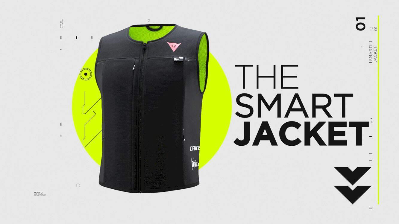 Dainese Smart Jacket 12