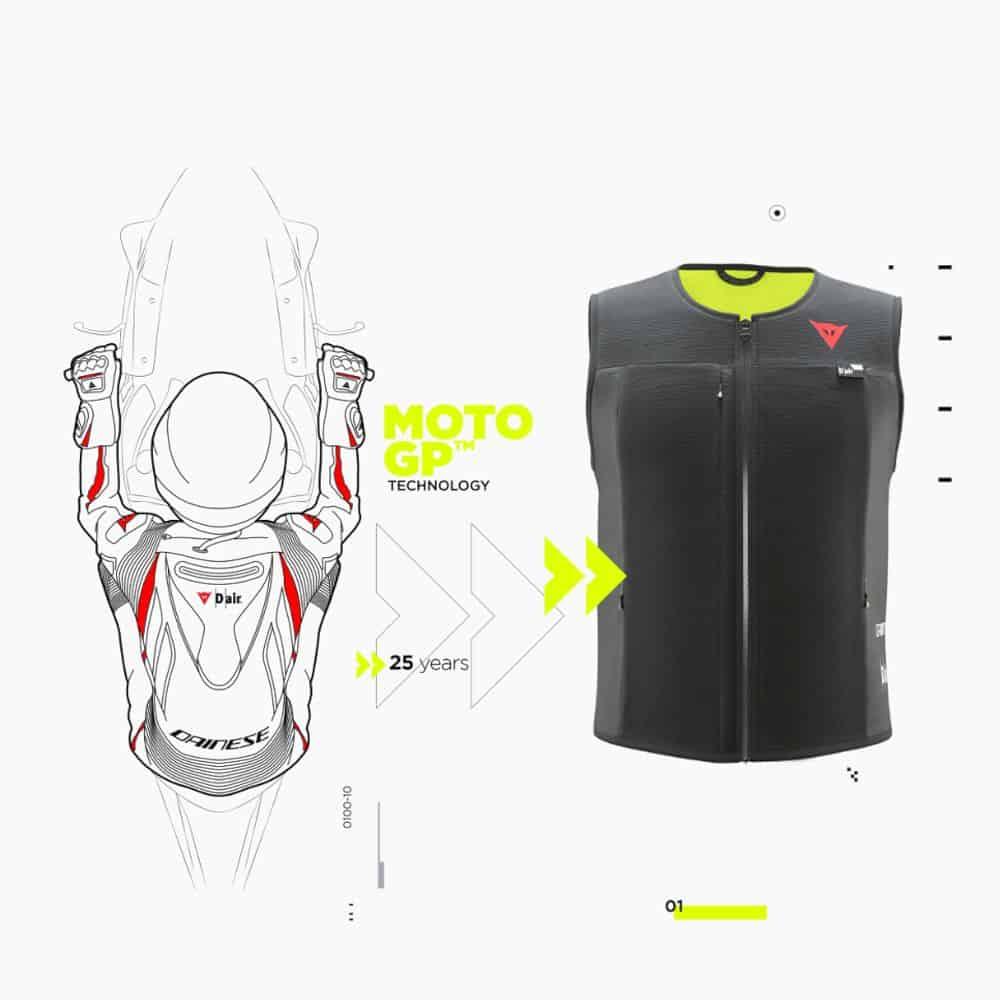 Dainese Smart Jacket 6
