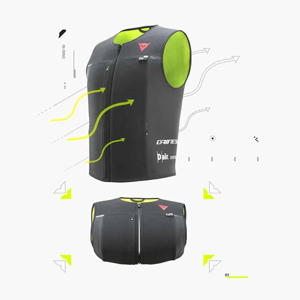 Dainese Smart Jacket 8