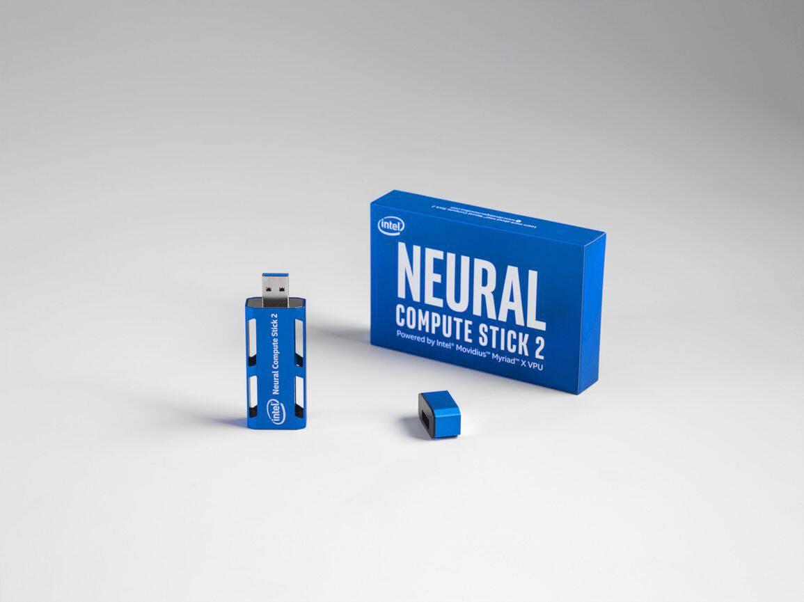 Intel Neural Compute Stick 2 5
