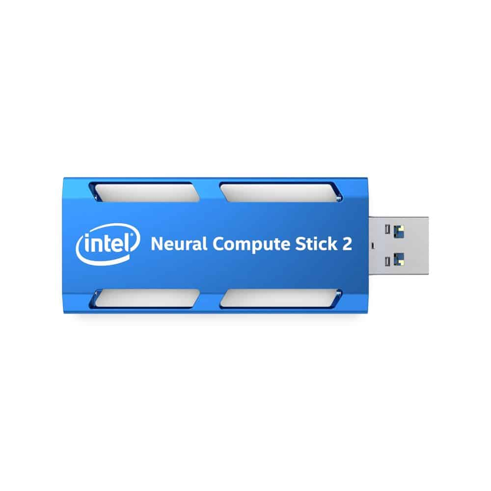 Intel Neural Compute Stick 2 7