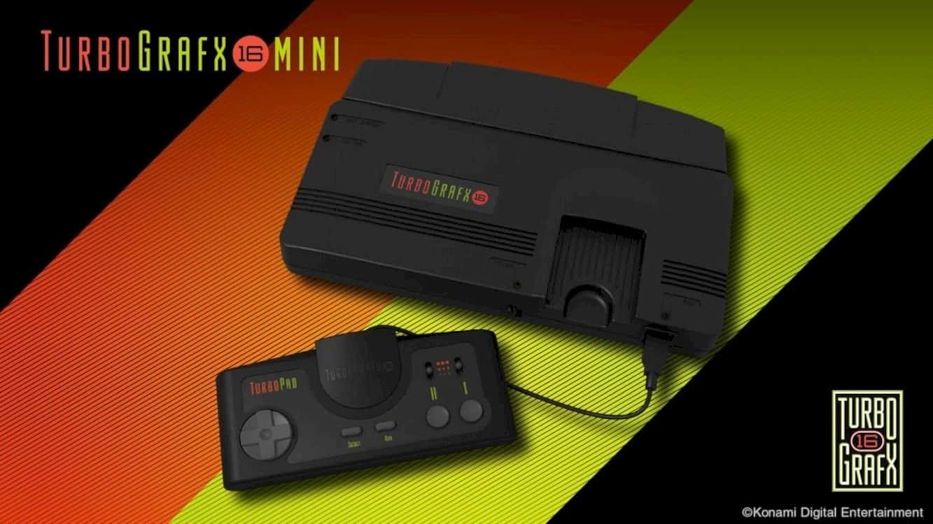 Konami Turbografx 16 Mini 3
