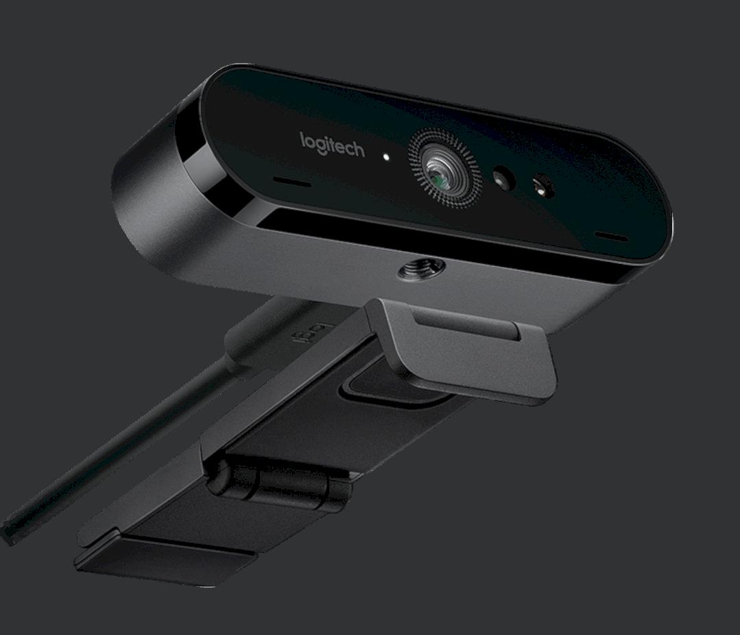Logitech Brio Ultra Hd Pror 4
