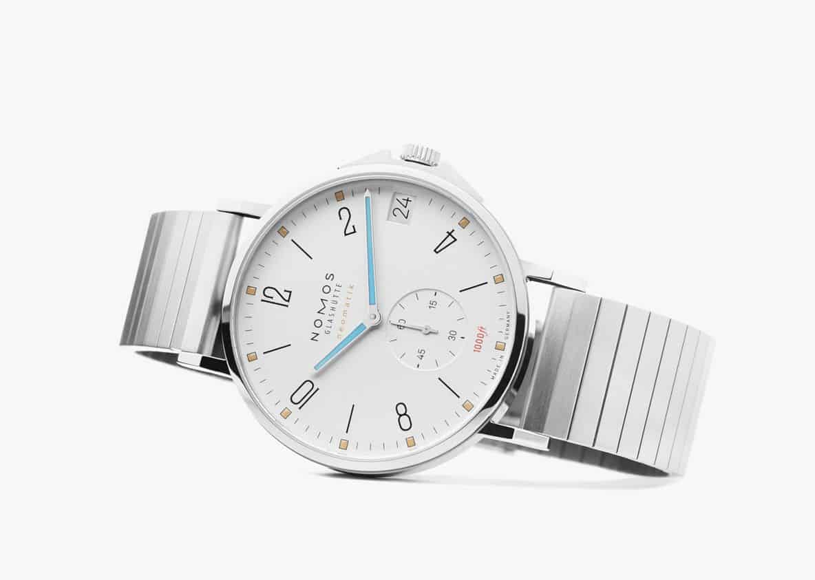 NOMOS Glashütte: Very Robust – and Exceptionally Sporty