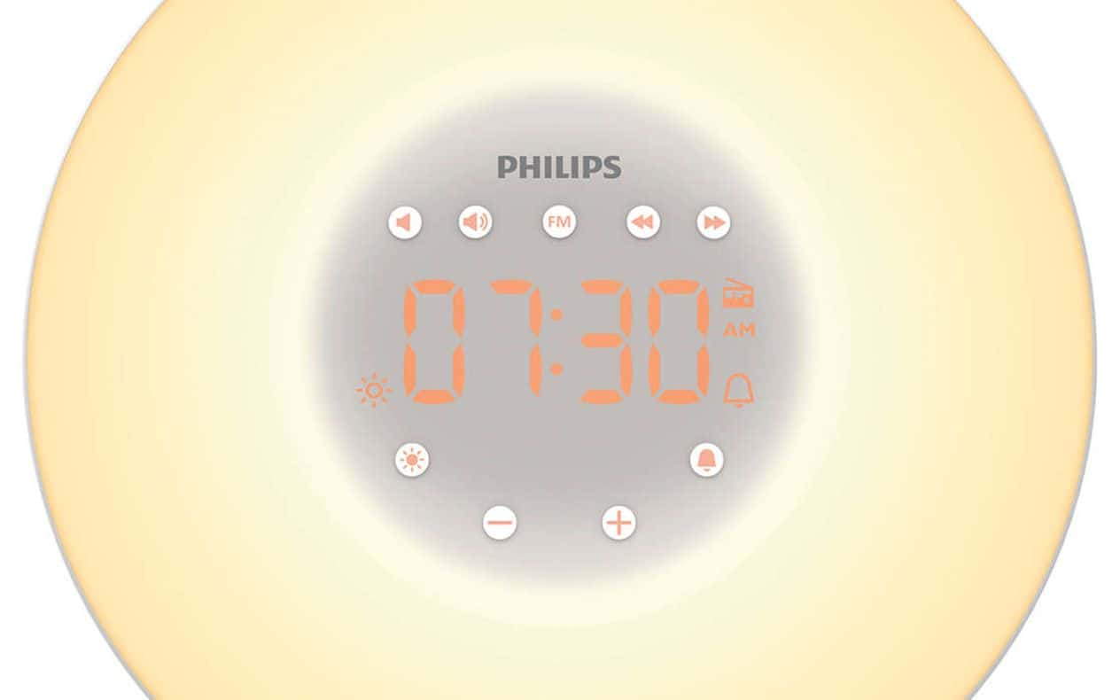 Philips Wake Up Light 3