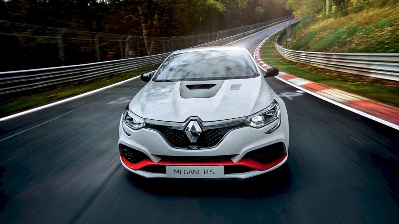 Renault Megane Rs Trophy R 4