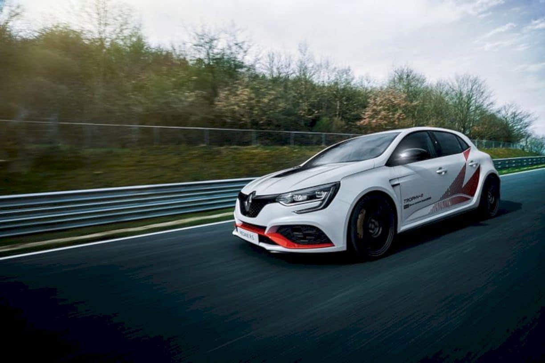 Renault Megane Rs Trophy R 6