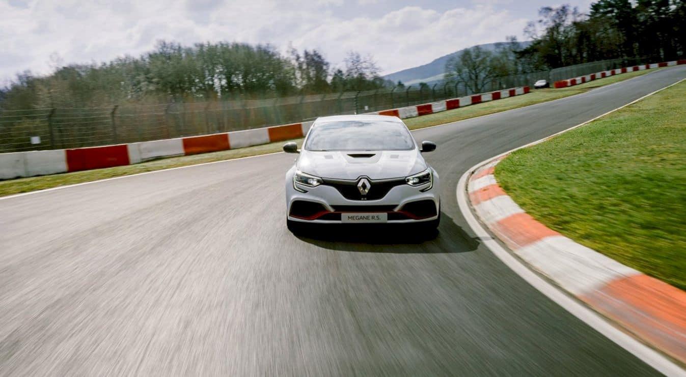 Renault Megane Rs Trophy R 8