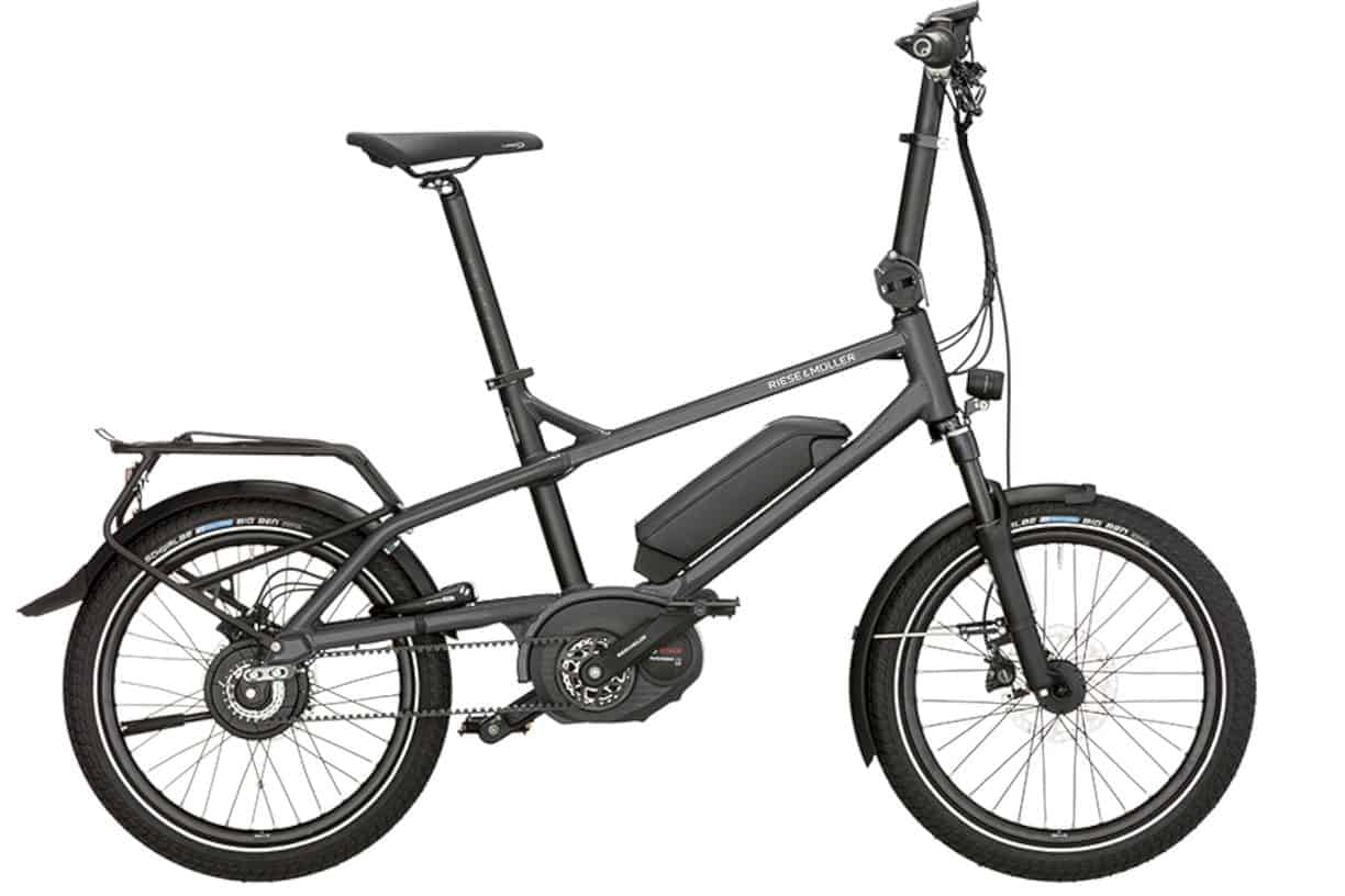 Tinker Vario: The Epitome of Straightforward Urban Mobility