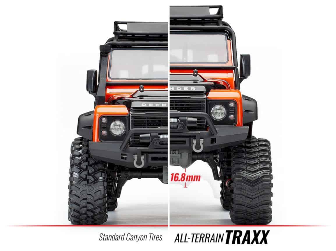 Trx 4 All Terrain Traxx 2