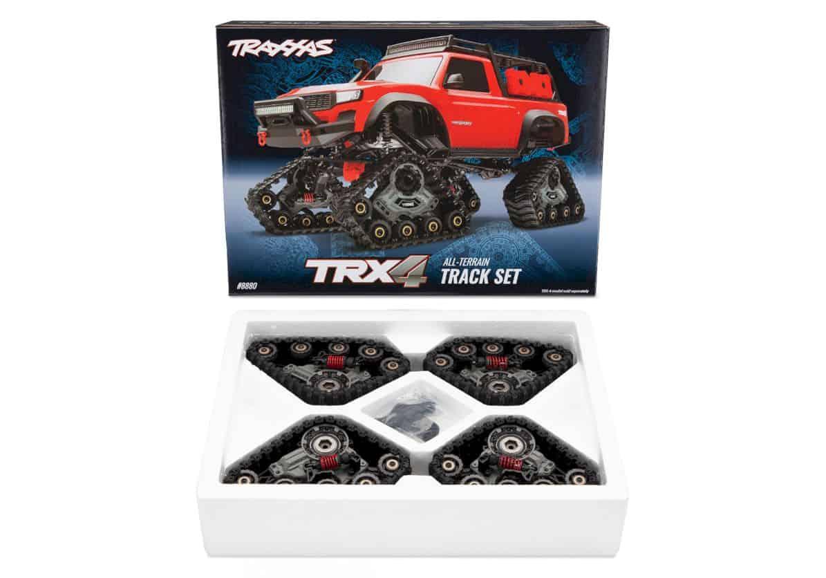 Trx 4 All Terrain Traxx 3