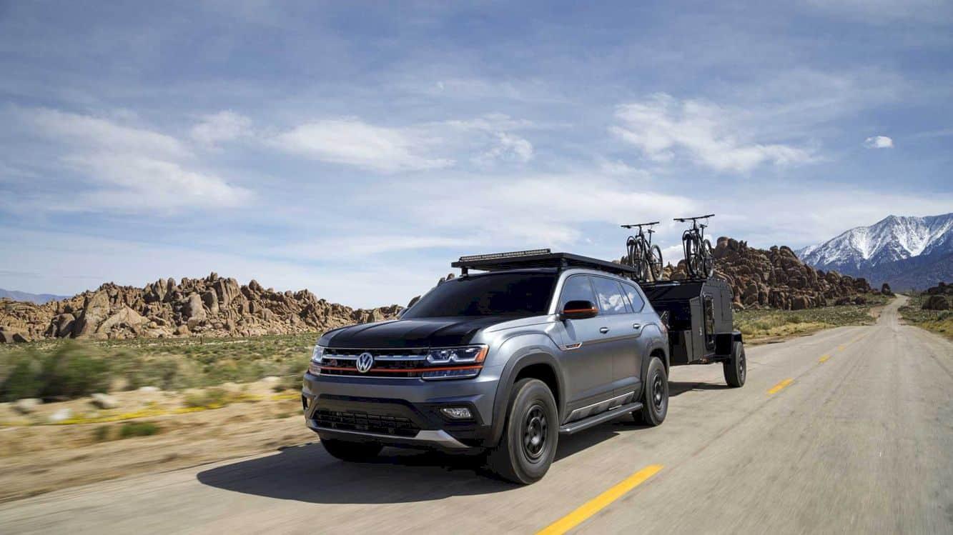 Volkswagen Atlas Basecamp 9